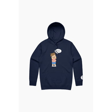 Theo Von Limited Edition Misprint Gang Gang Hoodie