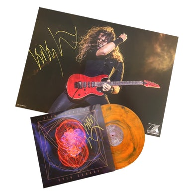 Signed Vinyl Open Source (get a signed poster as gift)