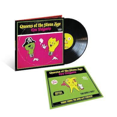 Queens Of The Stone Age Era Vulgaris LP (Vinyl)