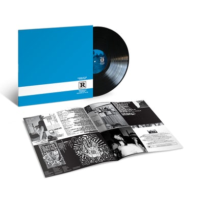 Queens Of The Stone Age Rated R LP (Vinyl)