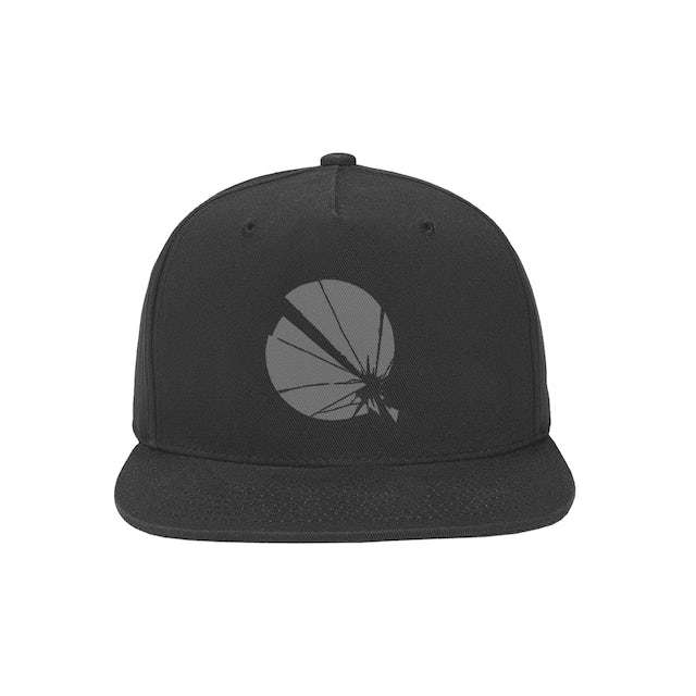 Queens Of The Stone Age Shatter Q Snapback Hat