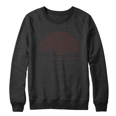 Iggy Pop Circles Crewneck Sweatshirt