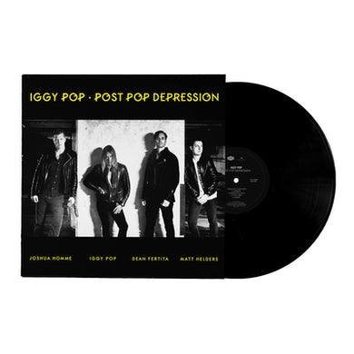 Iggy Pop Post Pop Depression Vinyl