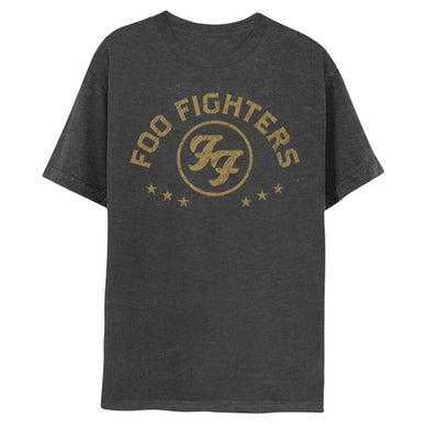 Foo Fighters Arched Star Tee