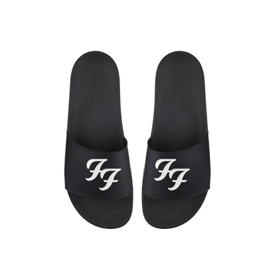 Foo Fighters FF Logo Slide Sandals