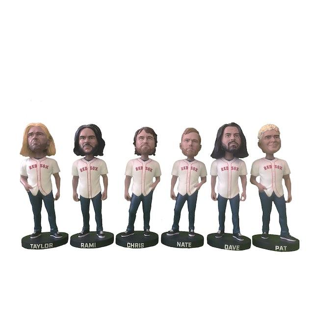Foo Fighters Boston Bobble Heads