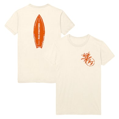 af7450c7c795 Official: Foo Fighters Shirts, Posters, Vinyl and Merch Store on Merchbar