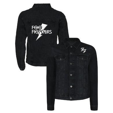 Foo Fighters Lightning Denim Jacket