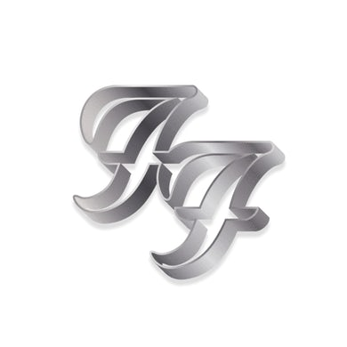Foo Fighters FF Cookie Cutter