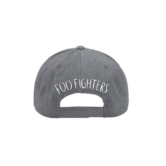 Foo Fighters Heart Snapback