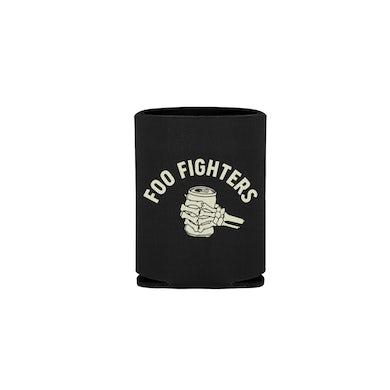 Foo Fighters Skull Drink Koozie