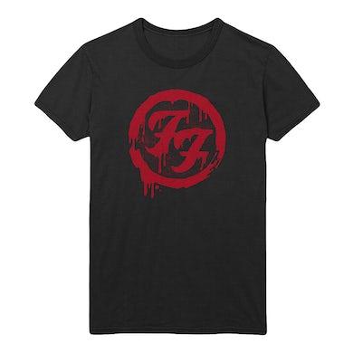 Foo Fighters Drip Logo Tee