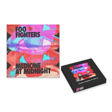 Foo Fighters Medicine At Midnight Puzzle