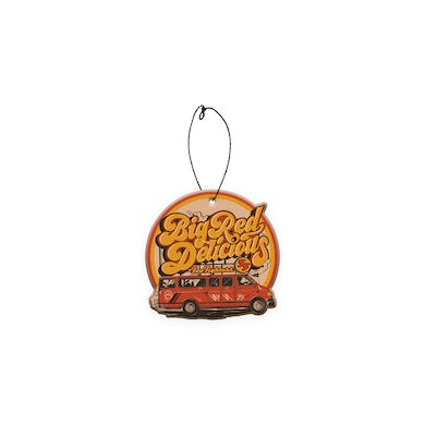 Foo Fighters Big Red Delicious Air Freshener