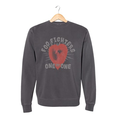 Foo Fighters One By One Crewneck Sweatshirt