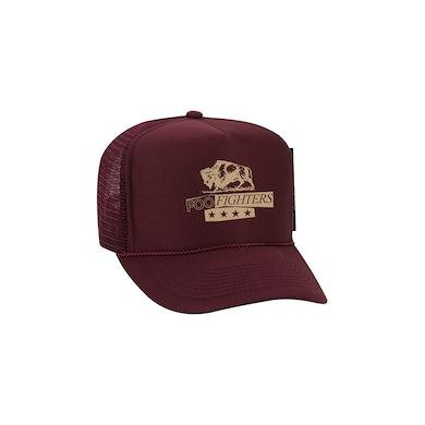 Foo Fighters In Your Honor Trucker Hat