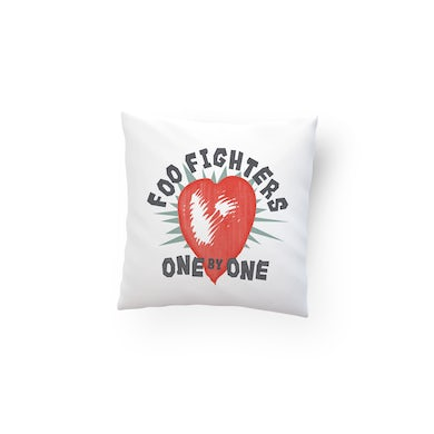 Foo Fighters One By One Pillow