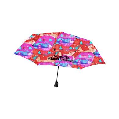 Foo Fighters Medicine At Midnight Umbrella