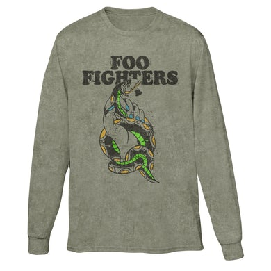 Foo Fighters Charmer Long Sleeve
