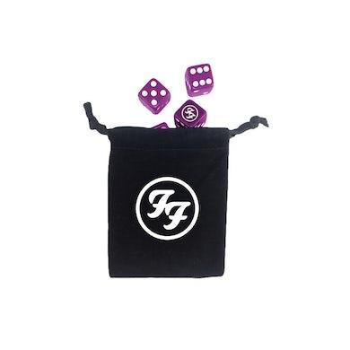 Foo Fighters Logo Dice Set