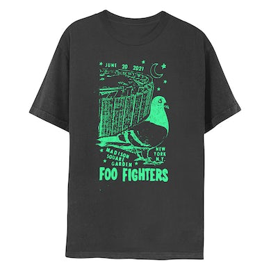 Foo Fighters LIMITED MSG Flyer Tee