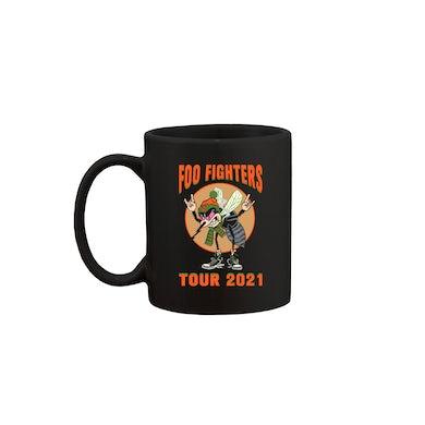 Foo Fighters Alaska Tour Mug