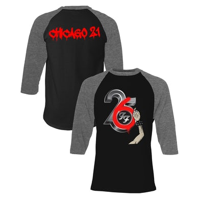 Foo Fighters Chicago Tour Tee