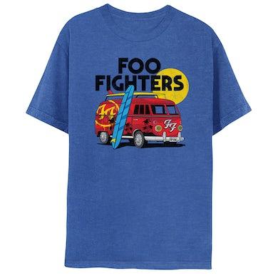 Foo Fighters Split Window Tee