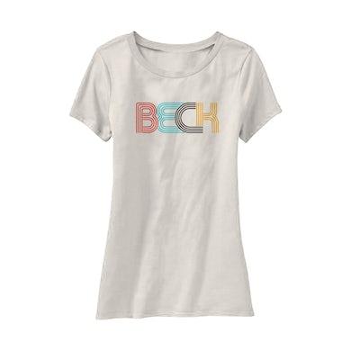 Beck Line Name Women's Tee