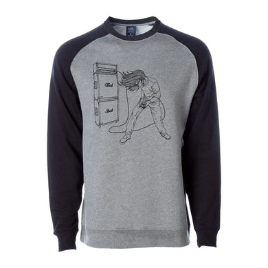Beck Gameboy Raglan Sweatshirt
