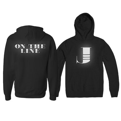 Jenny Lewis On The Line 3M Reflective Hoodie