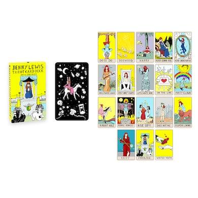 Jenny Lewis Tarot Cards