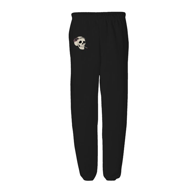 Jenny Lewis Heads Gonna Roll Sweatpants - Black