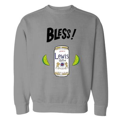 Jenny Lewis Bless! Crewneck Sweatshirt