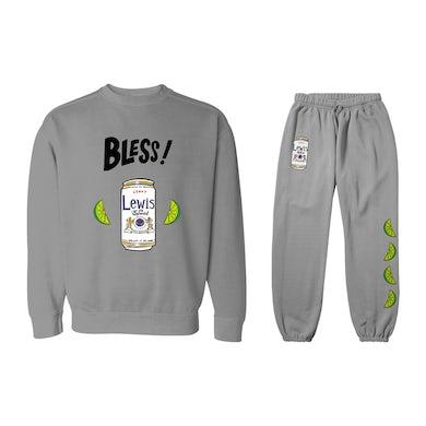 Jenny Lewis Bless! Sweatsuit Set