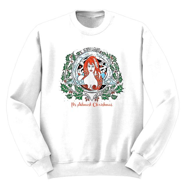 Jenny Lewis It's Almost Christmas Sweatshirt