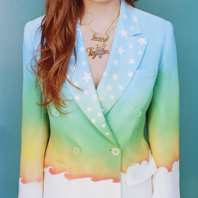 Jenny Lewis The Voyager CD