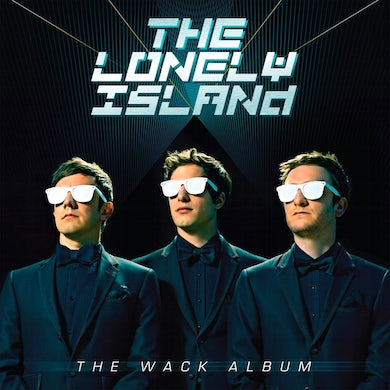 The Lonely Island The Wack Album CD/DVD