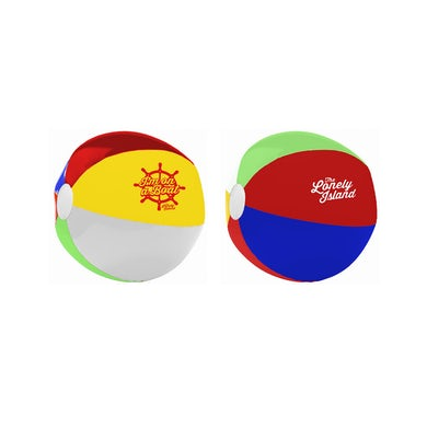 The Lonely Island Beach Ball