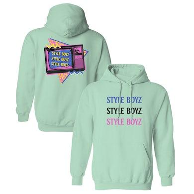 The Lonely Island Style Boyz Hoodie - Mint