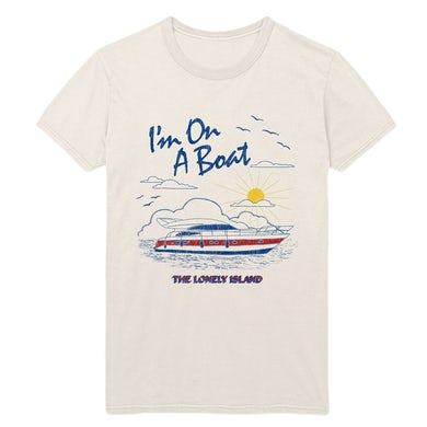 The Lonely Island Yacht Club Tee