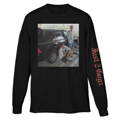 The Lonely Island Just 2 Guys By A Car Long Sleeve