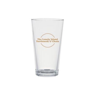 Turtleneck & Chain Pint Glass