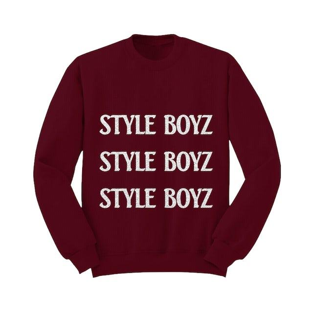 The Lonely Island Style Boyz Crewneck