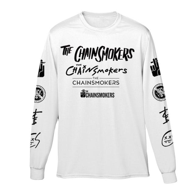 The Chainsmokers Logo Long Sleeve