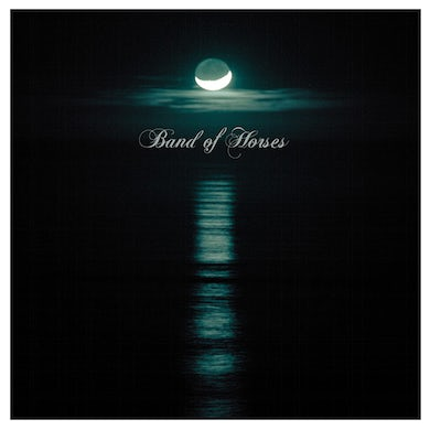 Band Of Horses Cease to Begin CD