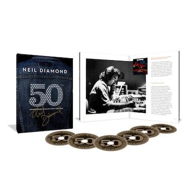 Neil Diamond 50th Anniversary Box Set