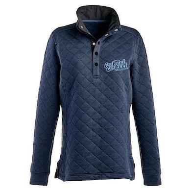 Neil Diamond So Good Script quilted sweatshirt