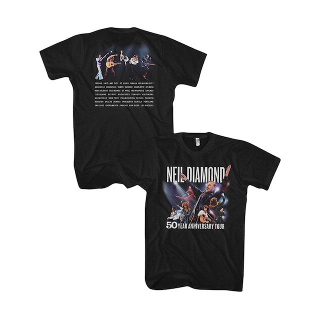 Neil Diamond Photo Tour Tee