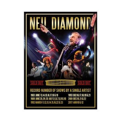 Neil Diamond THE FORUM